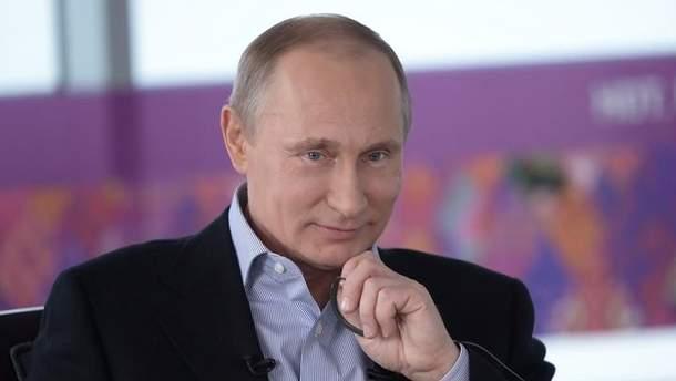 Путина зарегистрировали кандидатом в президенты