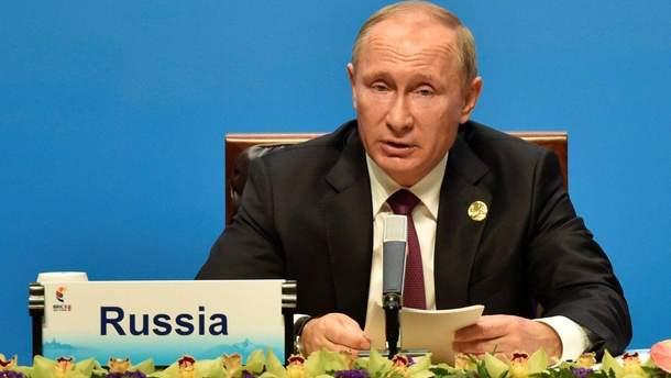 Геращенко впевнена, що Путін не піде з Донбасу найближчим часом