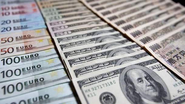 Наличный курс валют 6 февраля в Украине
