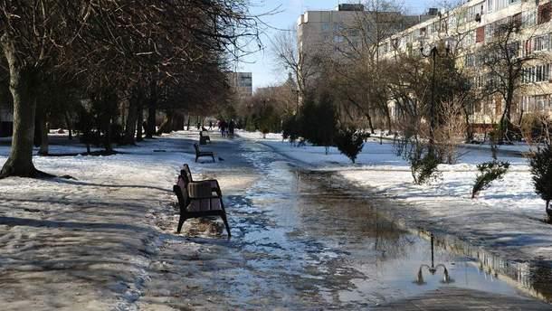 Прогноз погоди на 7 лютого