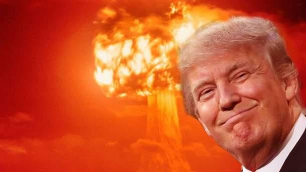 Ядерна доктрина Трампа збільшує можливість великої війни