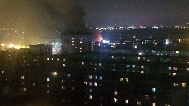 Взрыв в Баку 6 февраля