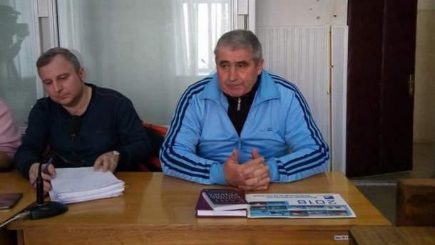 Алексея Бурана посадили под круглосуточный домашний арест