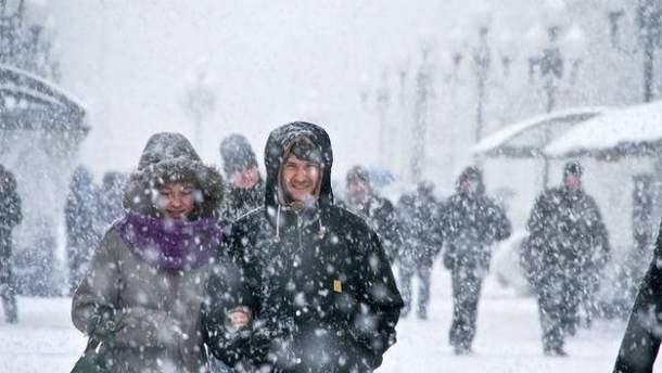 На Україну насувається шторм
