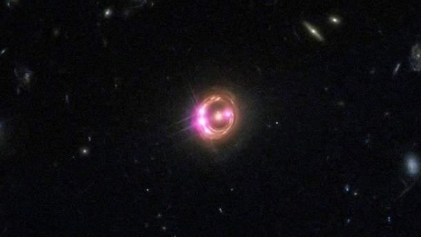 Планеты в другой галактике