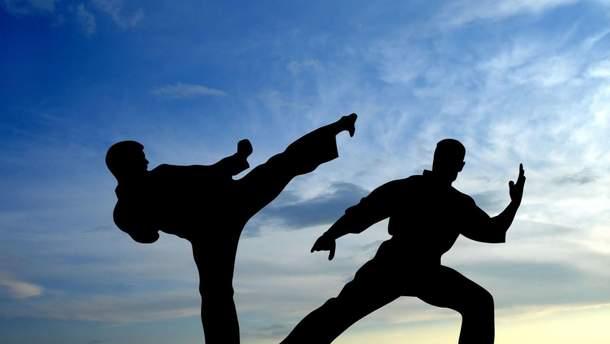 Украинские каратисты бойкотировали соревнования в России