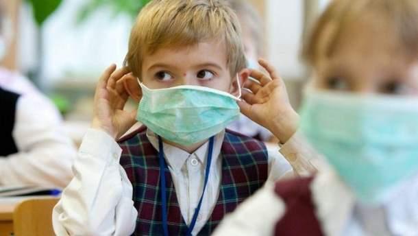 В Черновцах с 8 февраля все школы на карантине