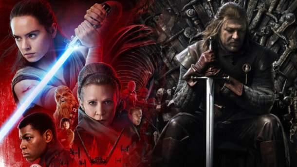 """Творці """"Гри престолів"""" займуться створенням """"Зоряних війн"""""""