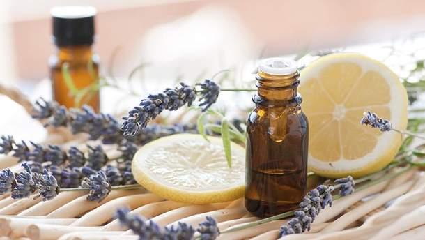 Ефірні олії для схуднення