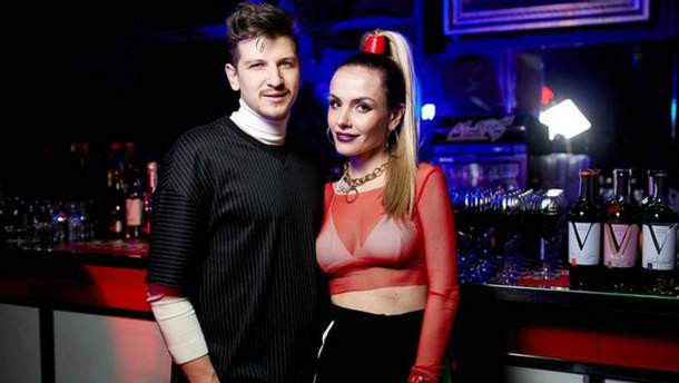 MamaRika и Сергей Середа