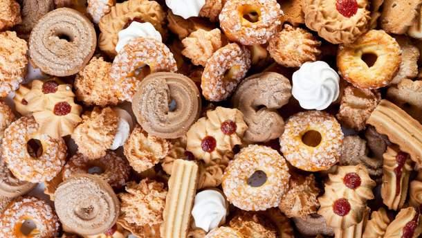 Больше всего украинского печенья едят в Румынии