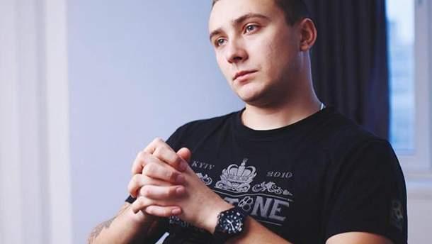 В Одесі напали на Сергія Стерненка
