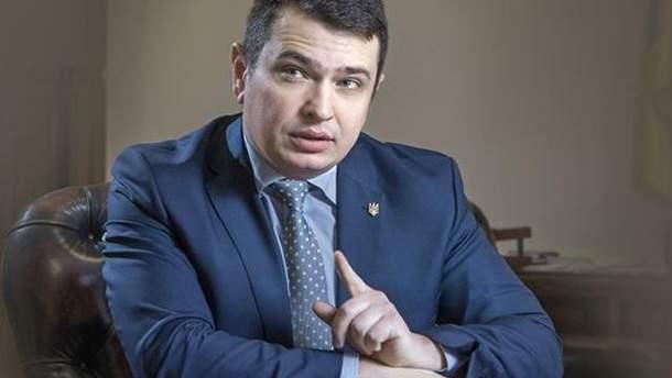 Артем Ситник заявив про загрозу для е-декларування в Україні