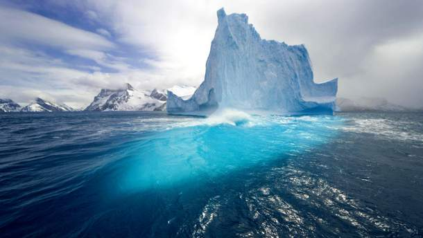 Арктика тает на глазах