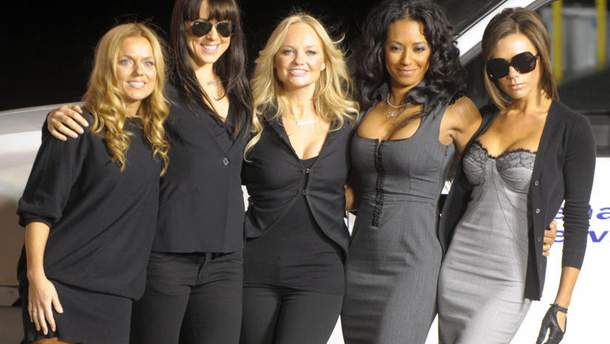 Spice Girls планують світове турне