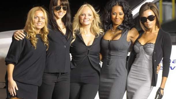 Spice Girls планируют мировое турне
