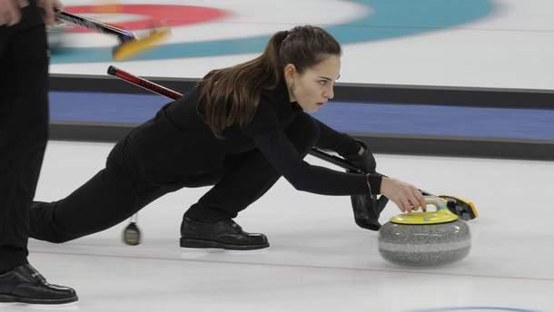 В Пхенчхане состоялся первый матч зимних Олимпийских игр 2018