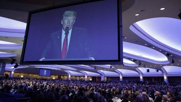 На молитивному сніданку з Трампом буде присутня велика кількість росіян