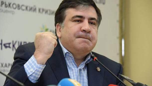 Возможная экстрадиция Саакашвили в Грузию не на шутку разозлила политика