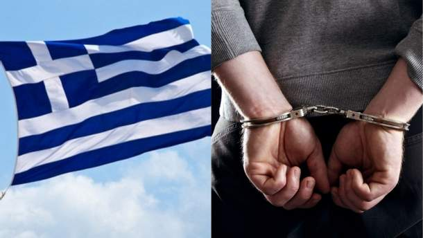 В Греции задержаны 120 украинцев