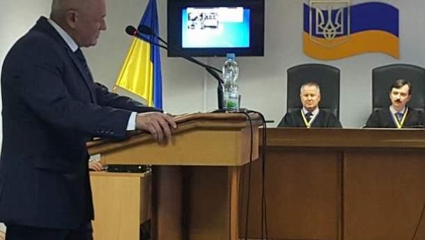 Екс-начальник Генштабу Володимир Замана