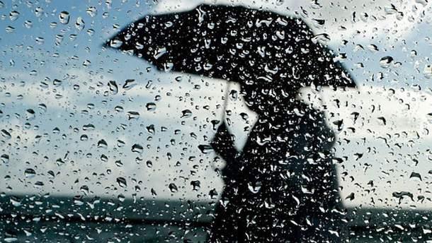 Погода  9 лютого в Україні: на Лівобережжі очікуються дощі