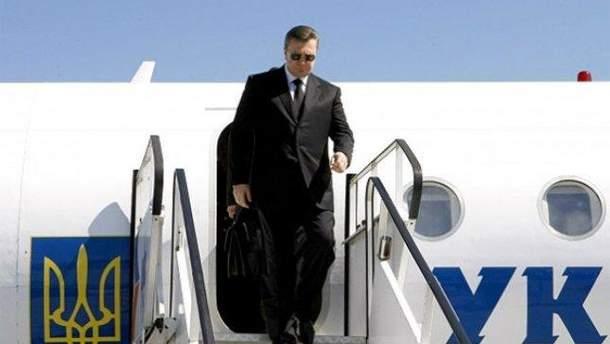 Втеча Януковича