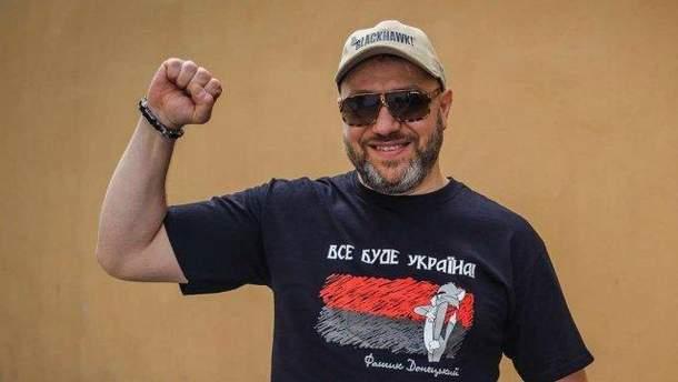 Леонид Краснопольский – известный волонтер и дизайнер одежды родом из Донбасса