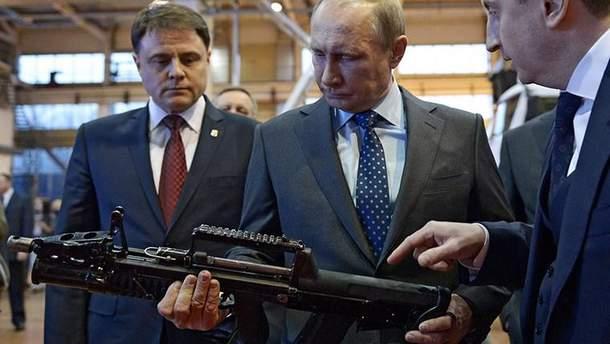 Путин выжидает и ждет провокаций со стороны Запада?