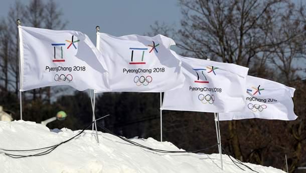 Олімпійські Ігри-2018 офіційно відкриються 9 лютого