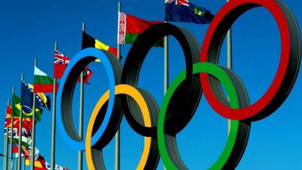 Відкриття Олімпіади