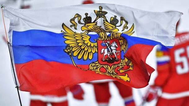 Россиян не допустили на Олимпиаду