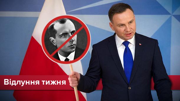 """""""Антибандеровский закон"""": почему президент Польши против Украины?"""