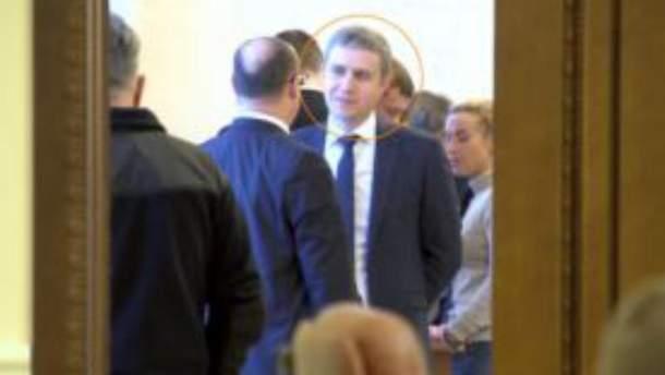 Заступник державного секретаря Кабінету міністрів Сергій Дехтяренко