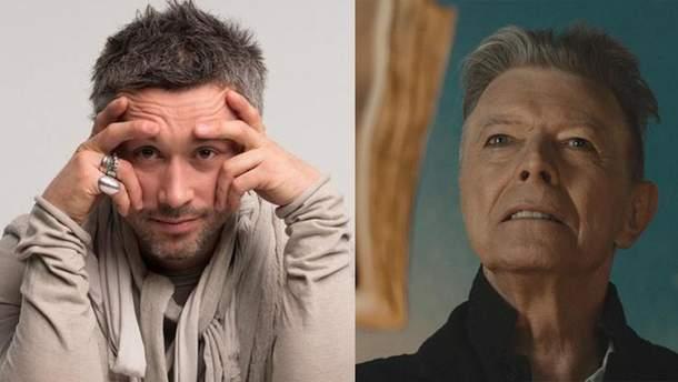 Сергей Бабкин скопировал песню Дэвида Боуи?