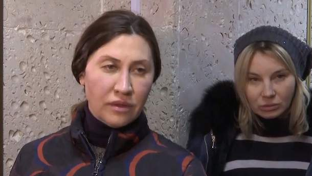 Жена Александра Шепелева – Галина