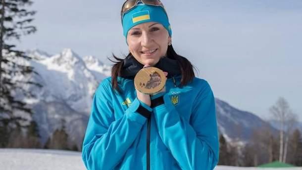 Елена Пидгрушная завершит карьеру после Олимпиады-2018