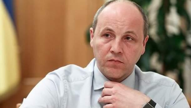 Питання призначення голови НБУ парламент вирішить наступного тижня, заявив Парубій
