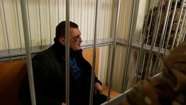 Судебное заседание над Александром Шепелевым