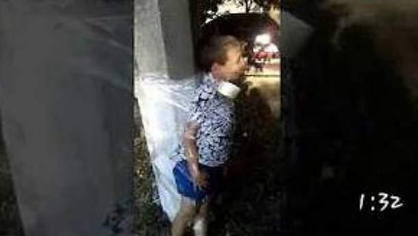 Знущання з хлопчина на Одещині