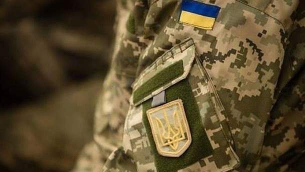 Поранений на Донбасі український військовий перебуває у важкому стані