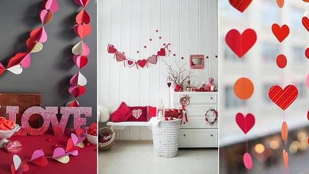 Znalezione obrazy dla zapytania Как украсить дом ко дню святого Валентина
