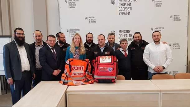Израильские медики будут помогать украинским медикам