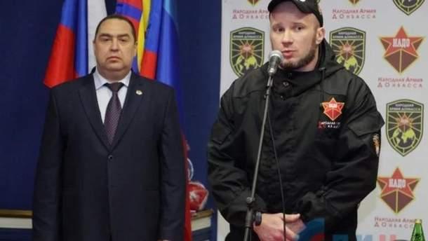 Игорь Плотницкий и Георгий Макарьев