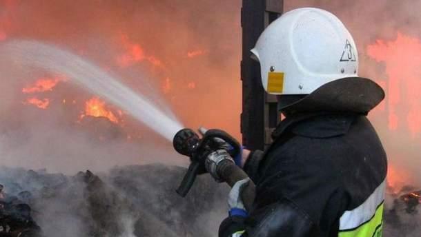 На Вінниччині від пожежі загинуло 2 людей