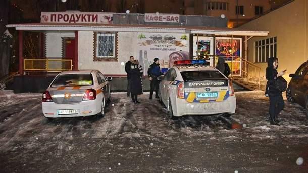 УВ Киеве мужчина открыл стрельбу по толпе