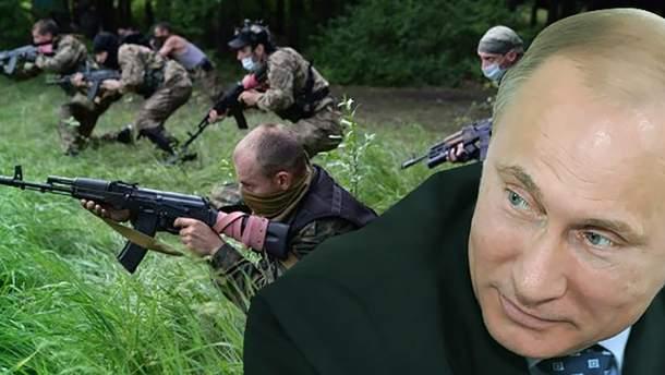 Донбас для Путіна – це точка, яку він зберігає гарячою для подальшого торгу, – Собчак