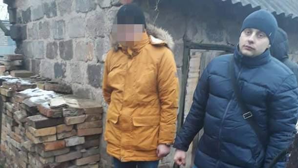 В Кривом Роге злоумышленники похитили и убили молодого парня