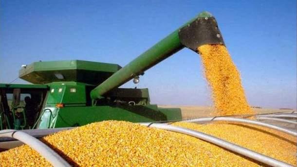 Китайцы заменили американскую кукурузу  украинской