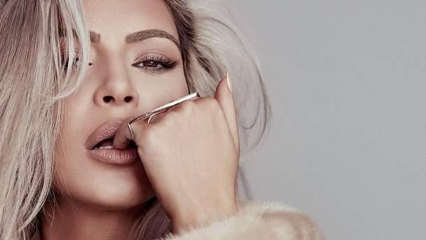 Ким Кардашян для Vogue Taiwan